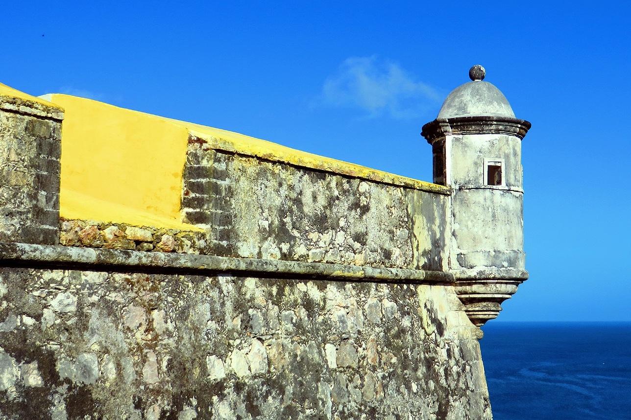 Fuerte de San José el Alto - Campeche