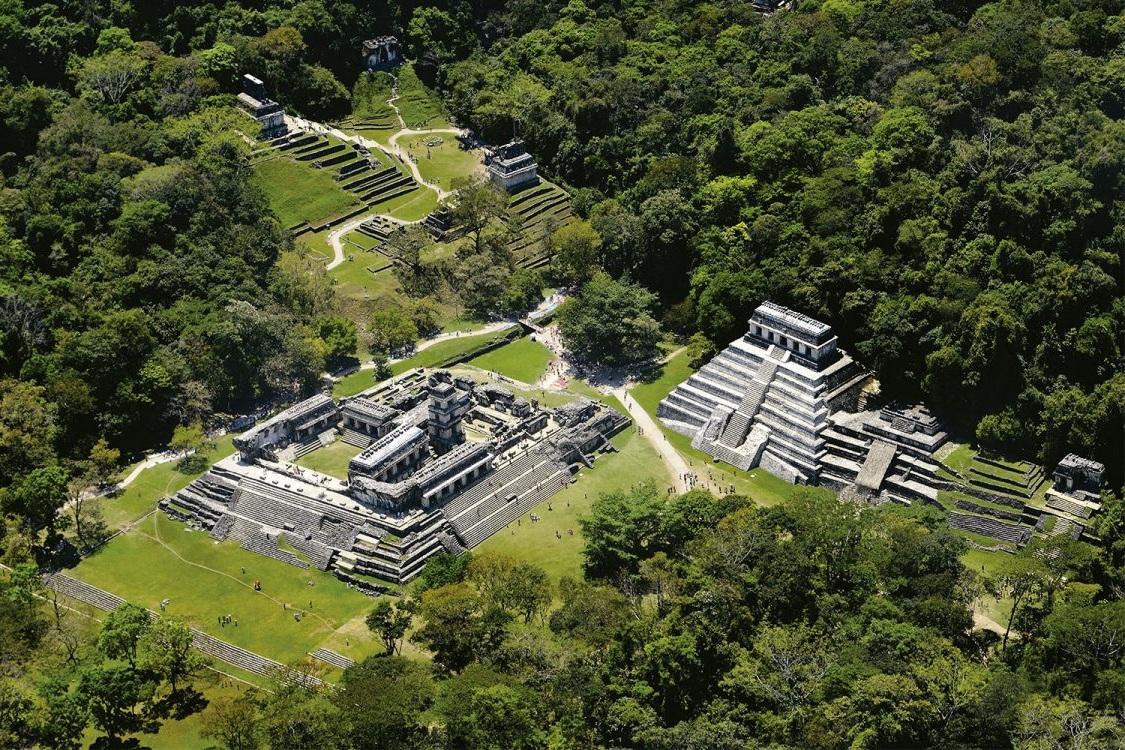Zona Arqueológica - Palenque