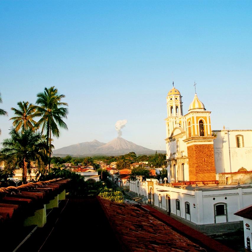 Centro Histórico - Comala