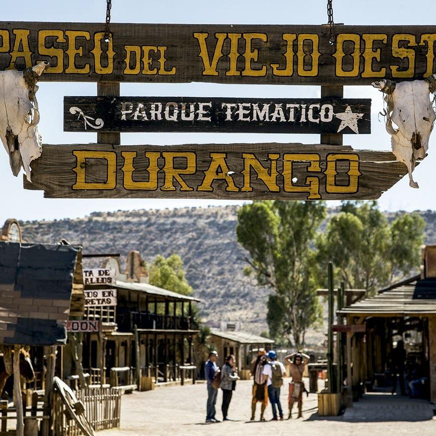 Paseo del Viejo Oeste - Durango