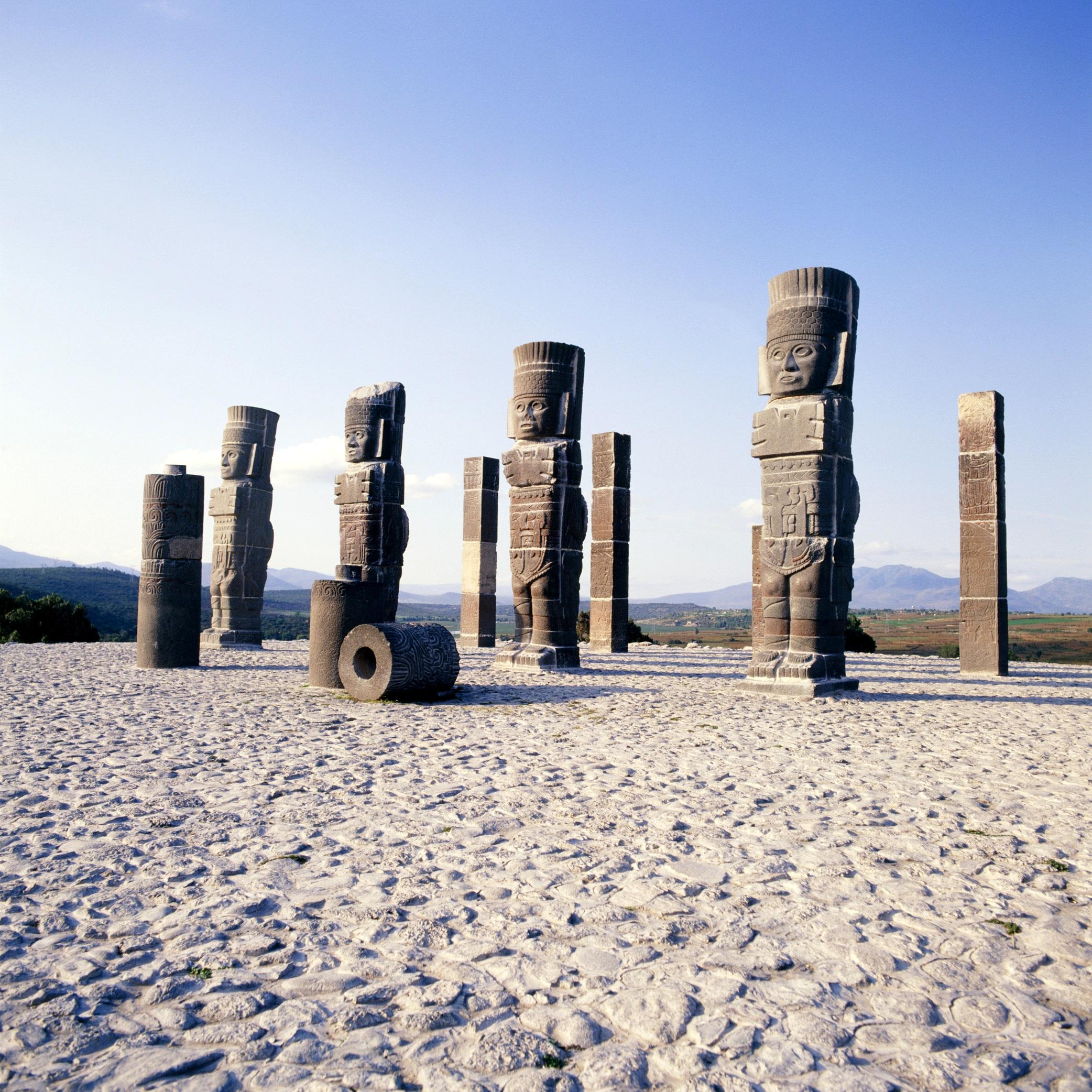 Zona Arqueológica de Tula - Tula de Allende