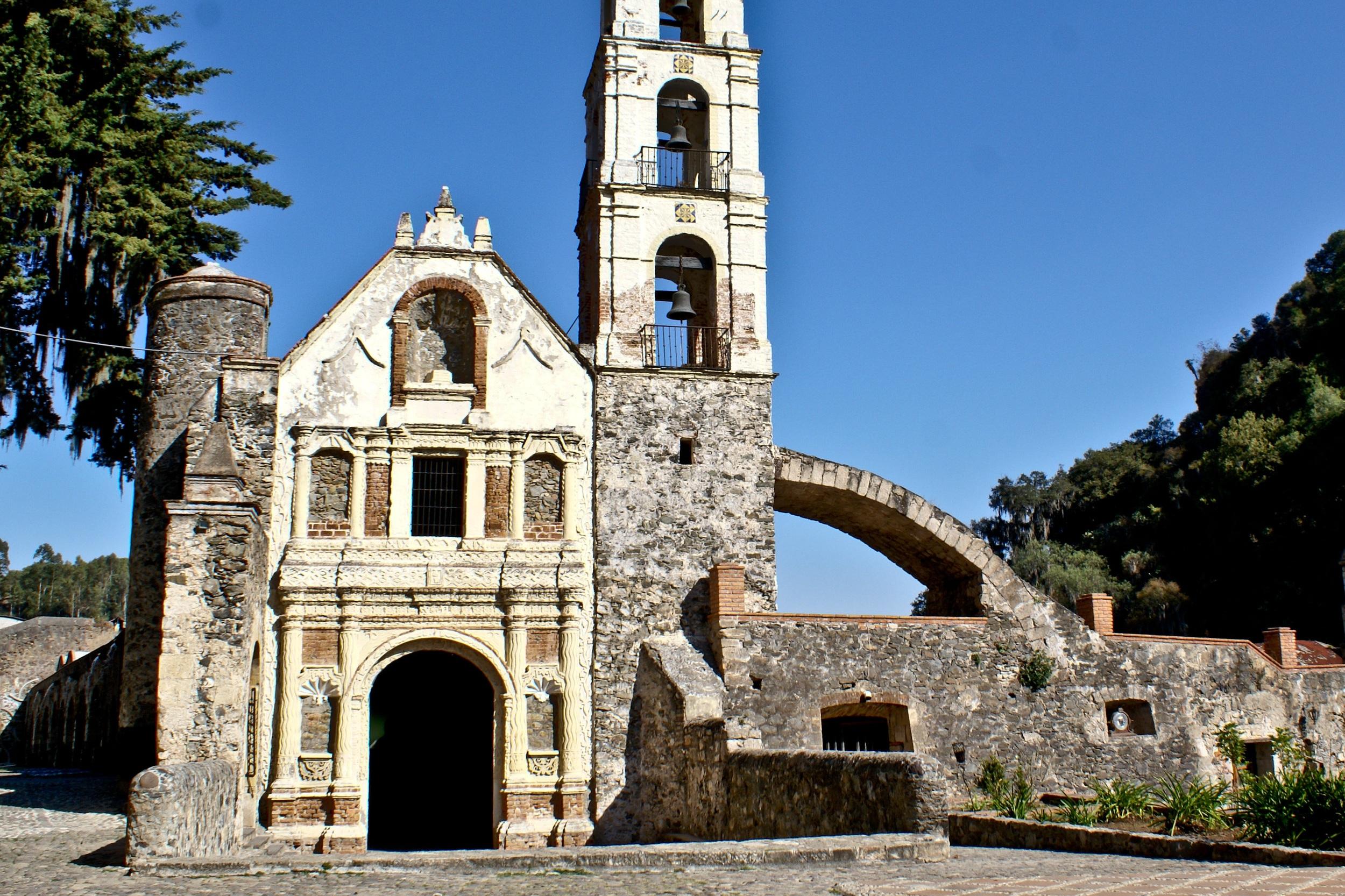 Hacienda Santa María Regla - Huasca de Ocampo