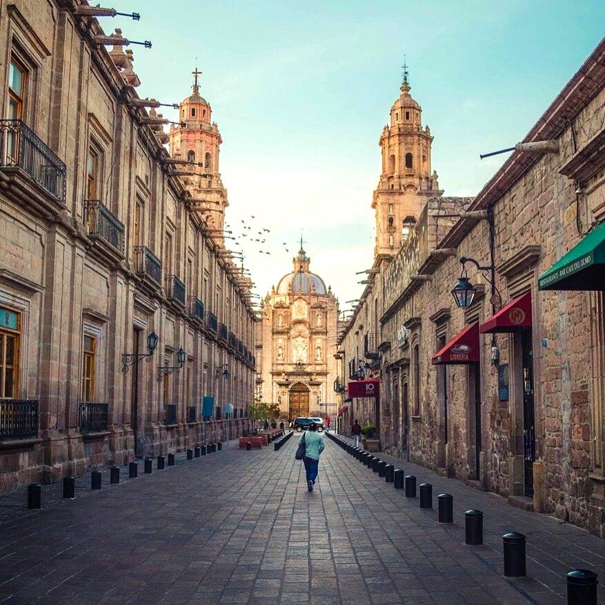 Catedral de Morelia - Morelia