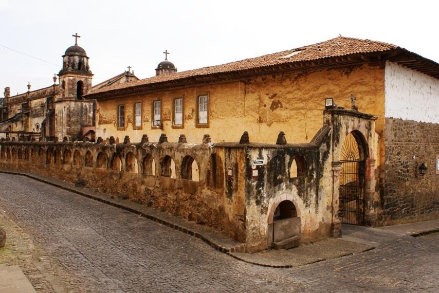 Templo del Sagrario - Pátzcuaro