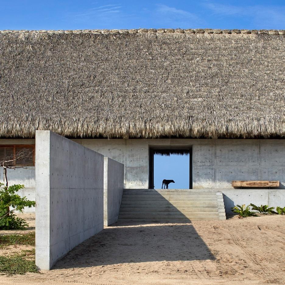 Casa Wabi - Puerto Escondido