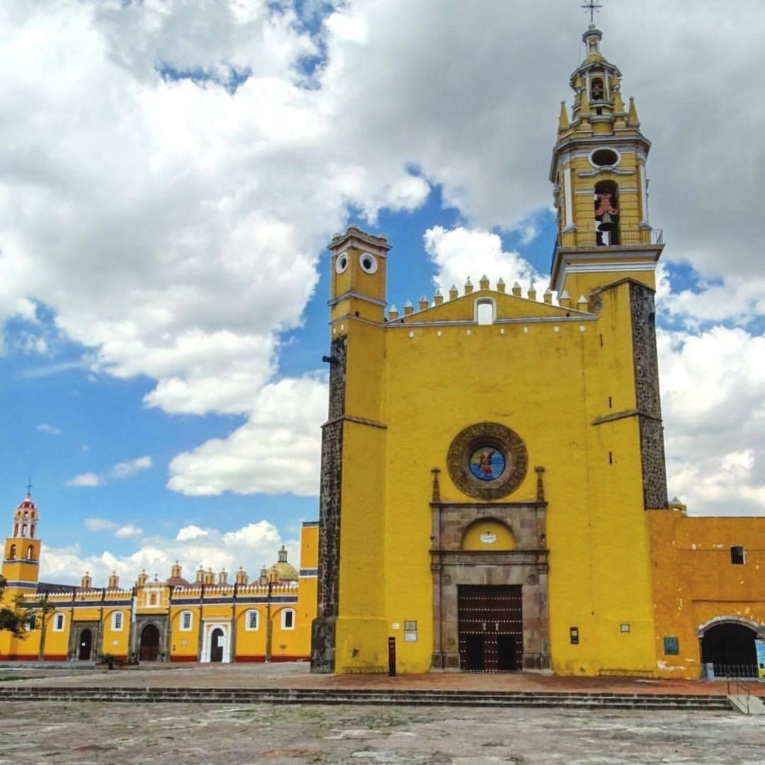 Convento de San Gabriel Arcángel - Cholula