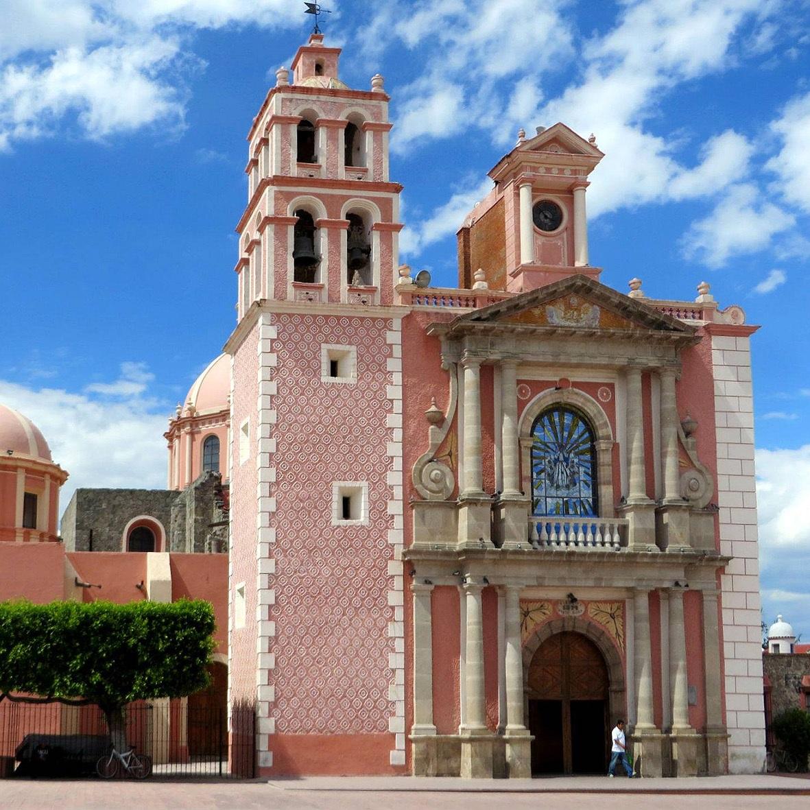 Templo de Nuestra Señora de la Asunción - Tequisquiapan