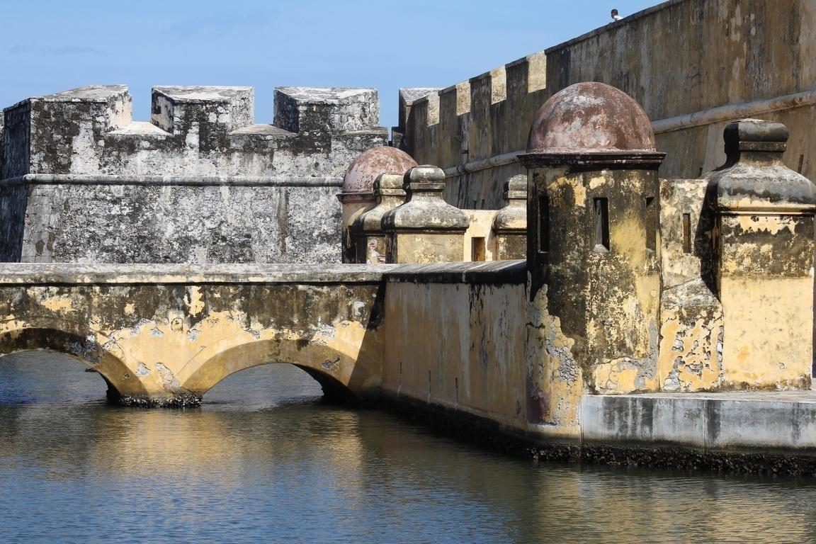Fuerte San Juan de Ulua - Veracruz
