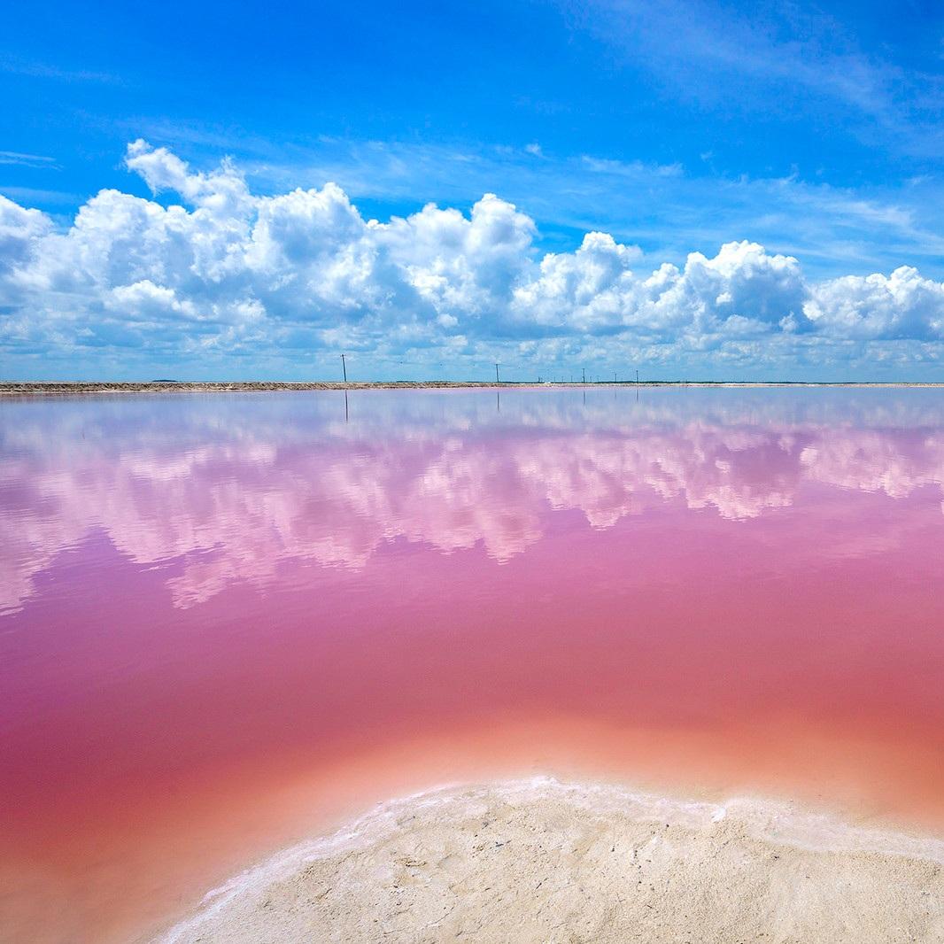 Las Coloradas - Río Lagartos