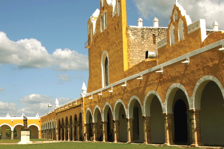 Ex Convento de San Antonio de Padua - Izamal