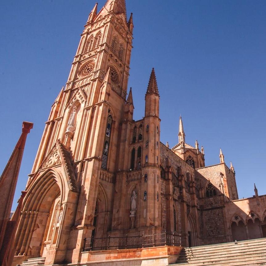 Templo de Nuestra Señora de Fátima - Zacatecas