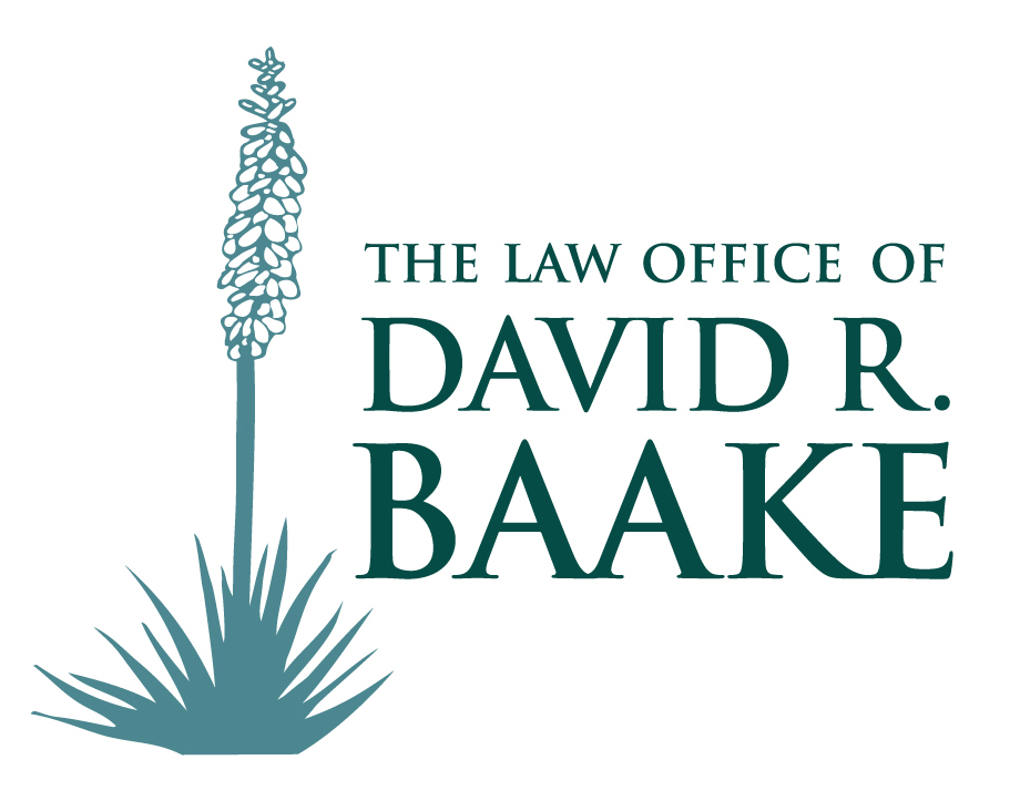 David R. Baake - 350 El Molino BlvdLas Cruces, NM 88005(545) 343-2782david@baakelaw.com