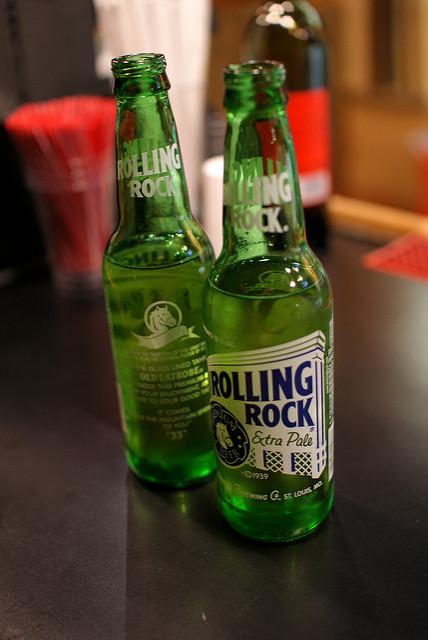 Si tienen forma de conseguirla, Rolling Rock es un buen ejemplo de una cerveza con un aroma perceptible a DMS.