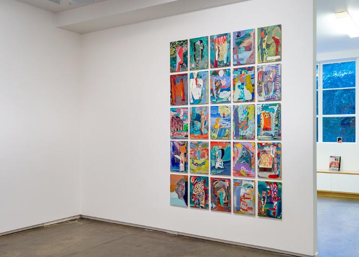 Valetta Series - Bowen Galleries 2014