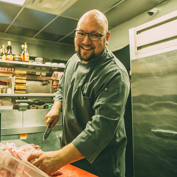 Steven Lingenfelter  Executive Chef  Illegal Foods   Atlanta, GA