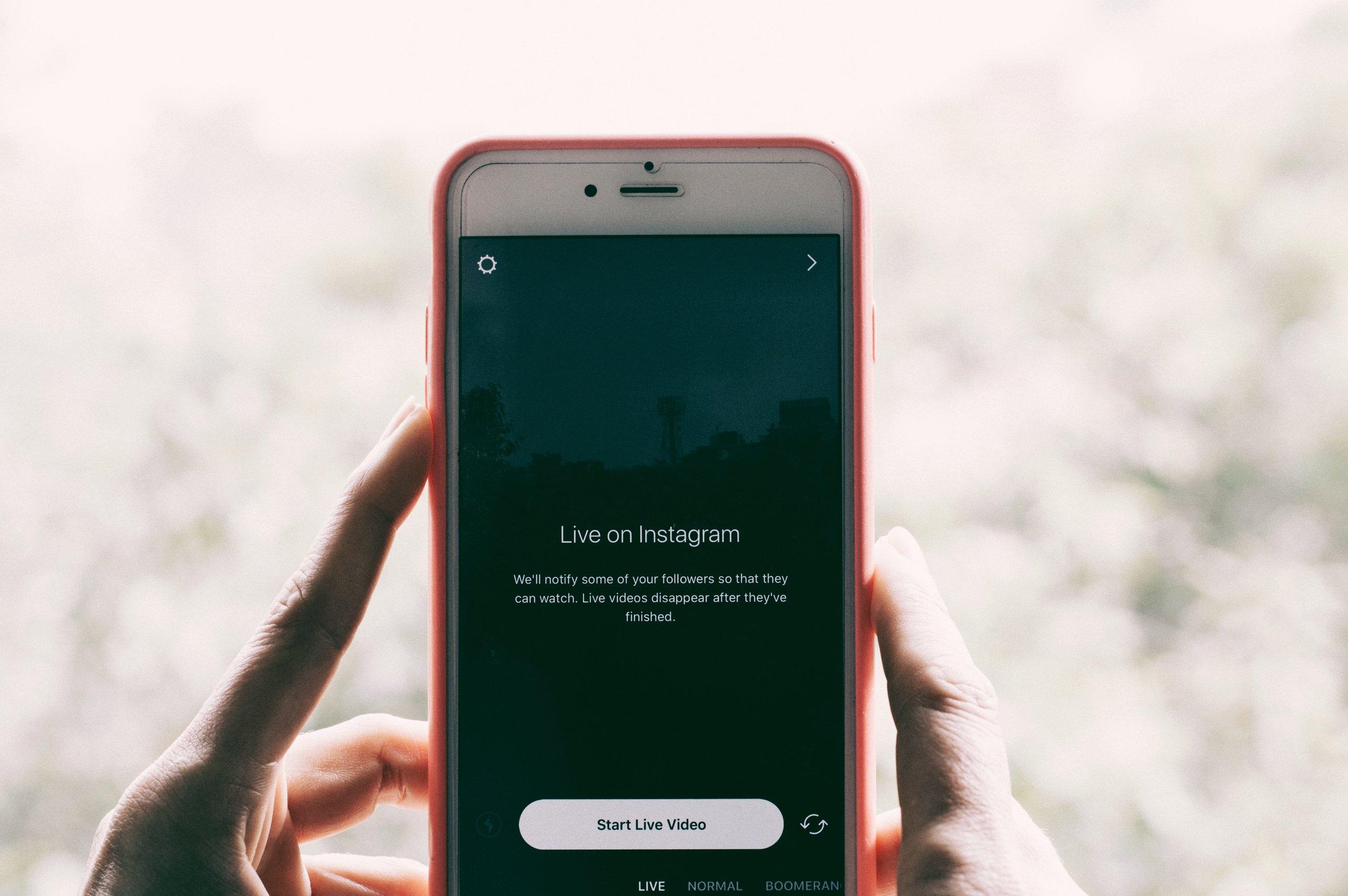 Social Media - Soulful, Mindful Use