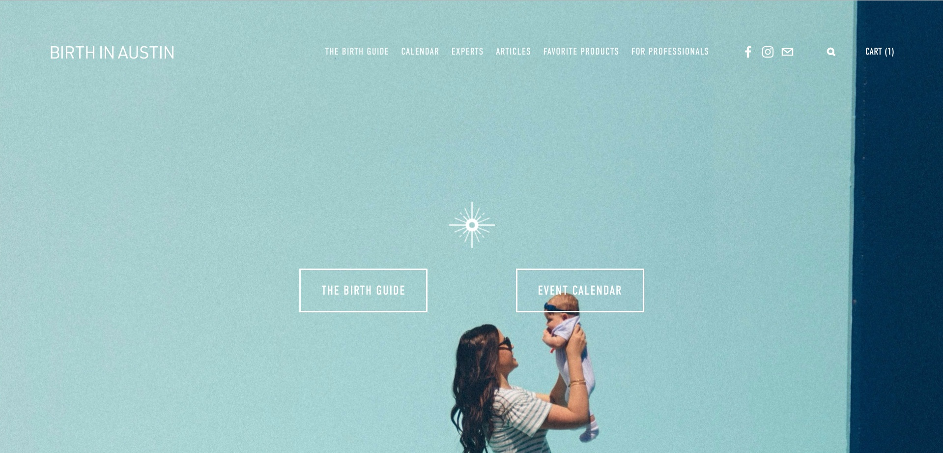 Birth in Austin: Professional Directory