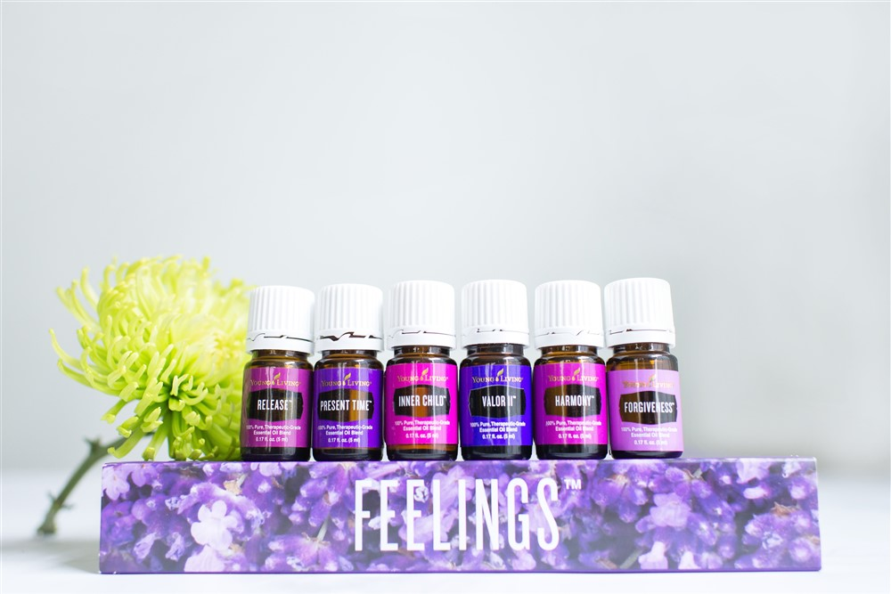 Feelings and Essential Oils
