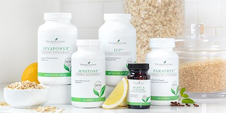 Young Living Cleansing Nutrition