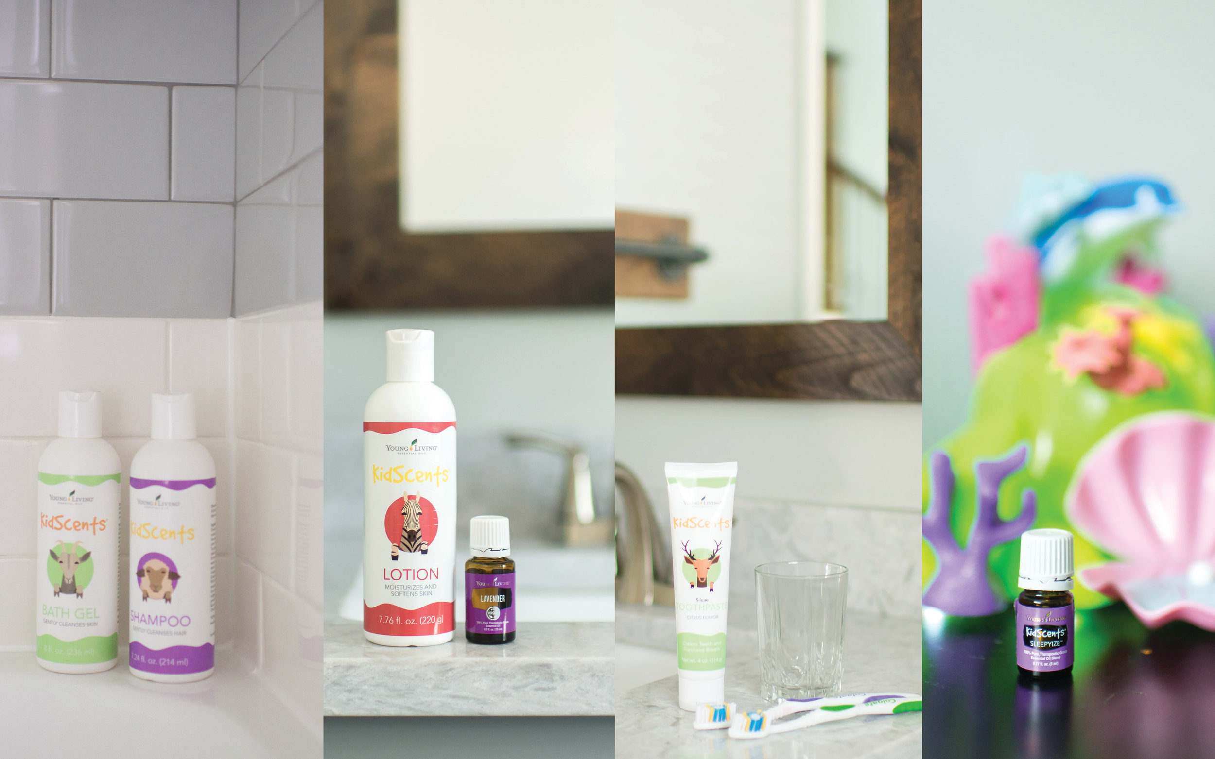 Non Toxic Living for Kids - Young Living Kidscents