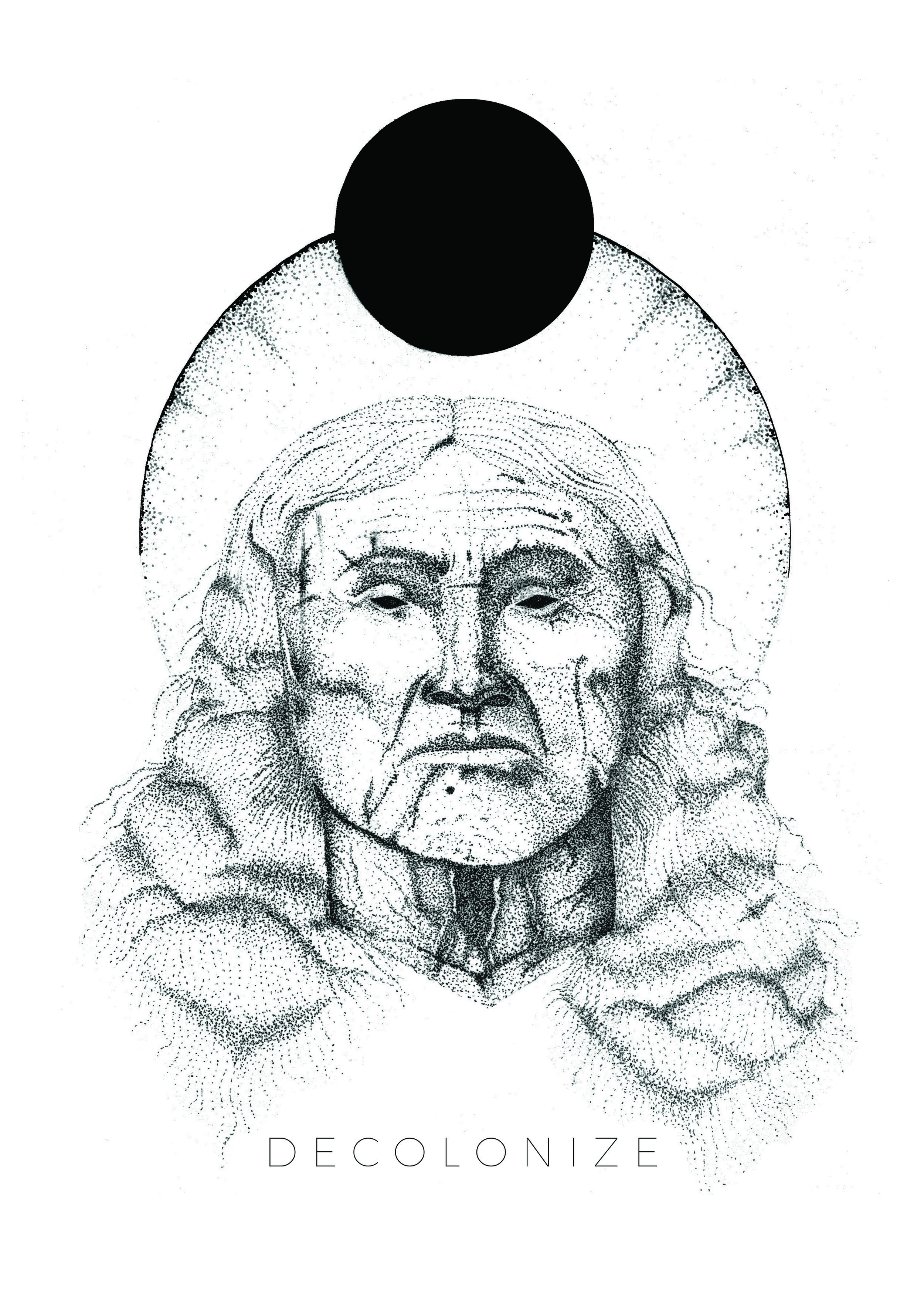 A Portrait of Chief Si'ahl (2015)