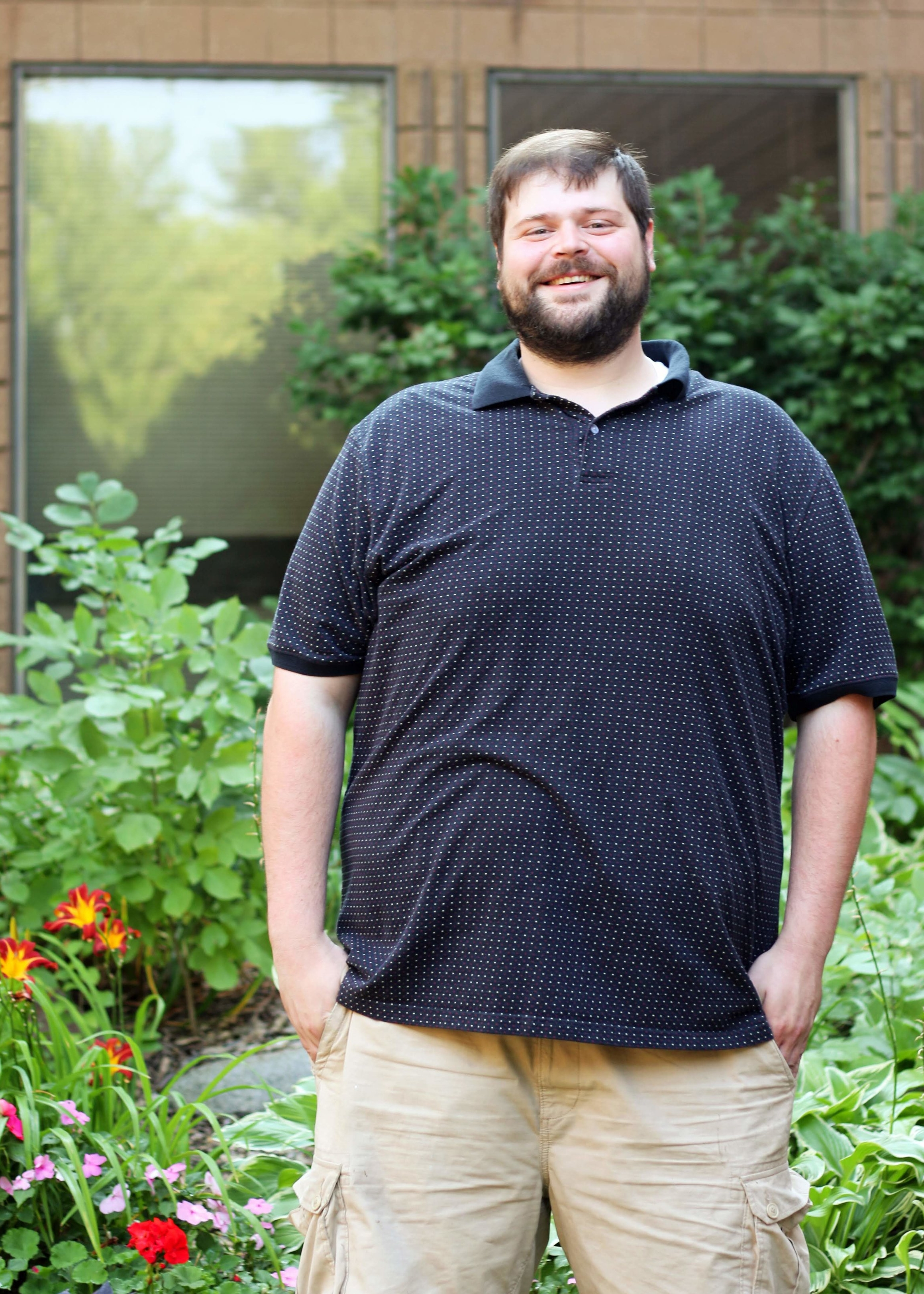 Jake Kamp - Facility ManagerJake Kamp has attended Calvary his whole life. In the fall of 2007, while attending college at St. Mary's University of Minnesota, Jake started working on the Calvary facilities crew. In April of 2018 he became the facilities manager. If you have any questions about the facilities - renting a room, fixing something, moving something - talk to Jake. In his free time Jake enjoys hunting, fishing, video games, building computers, and pretty much anything sci-fi or fantasy related!jake.kamp.calvarycrc@gmail.com952-831-6264
