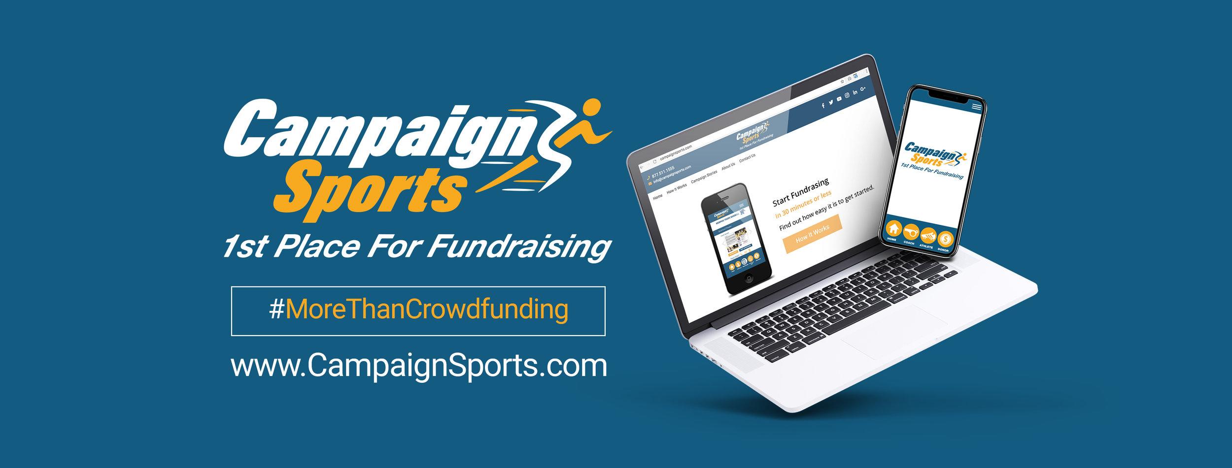 FB Cover Design - Campaign Sports
