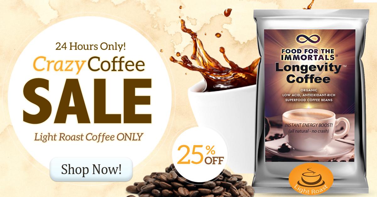 Promotional Banner Design - New Horizon Health/Longevity Warehouse