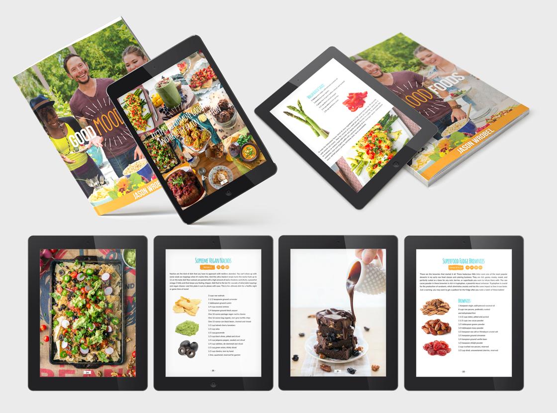Ebook Design - New Horizon Health/Longevity Warehouse