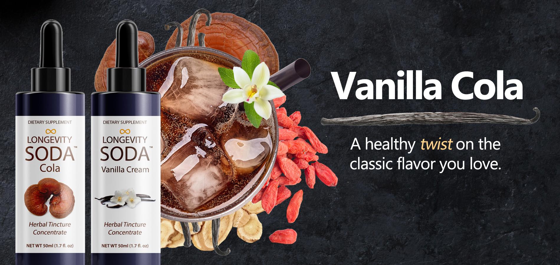 Banner Design - New Horizon Health/Longevity Warehouse/Longevity Soda