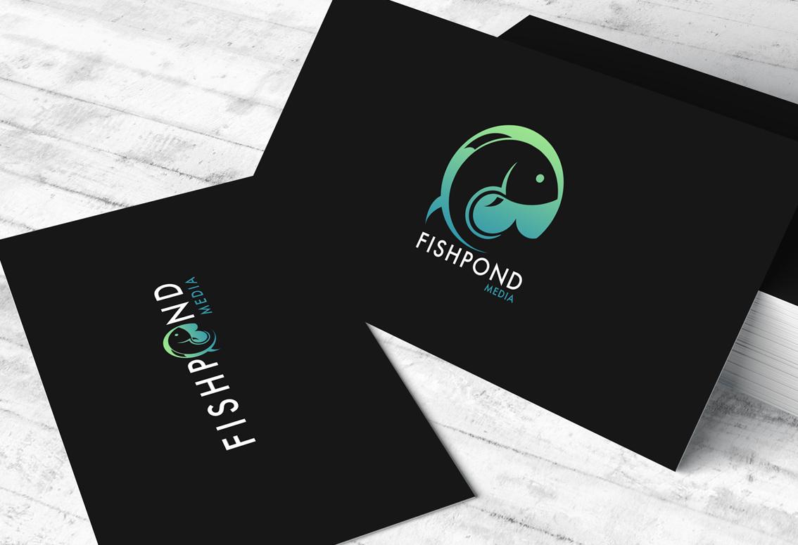 FishPond Media -  Logo Design
