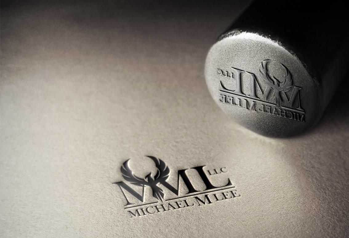 Michael M Lee - Logo Design