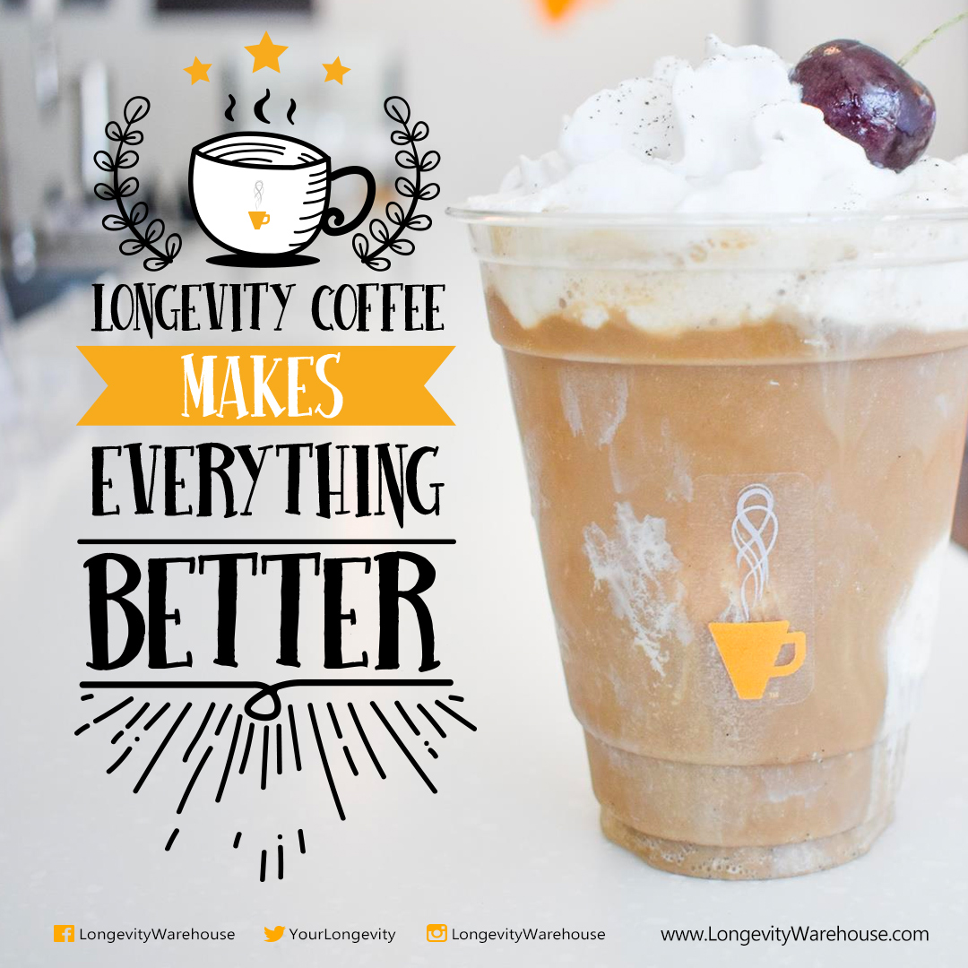 Banner Design - New Horizon Health/Longevity Warehouse/Longevity Coffee