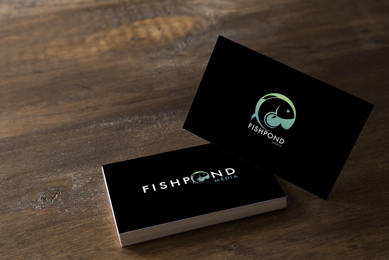 Business Card Design - FishPond Media
