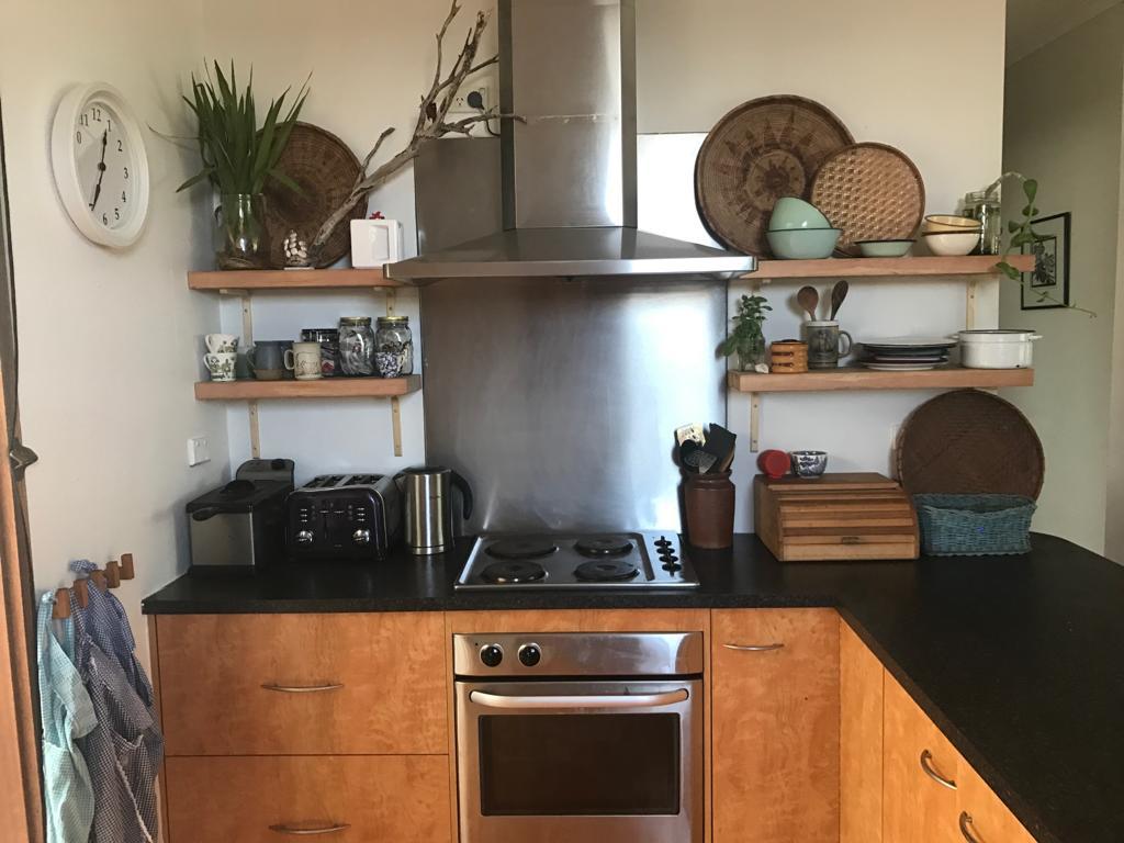 Kitchen - Before.