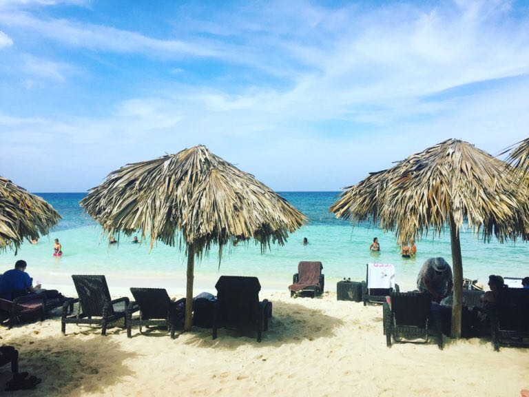 Beach Front Vibes at the Riu Montego Bay
