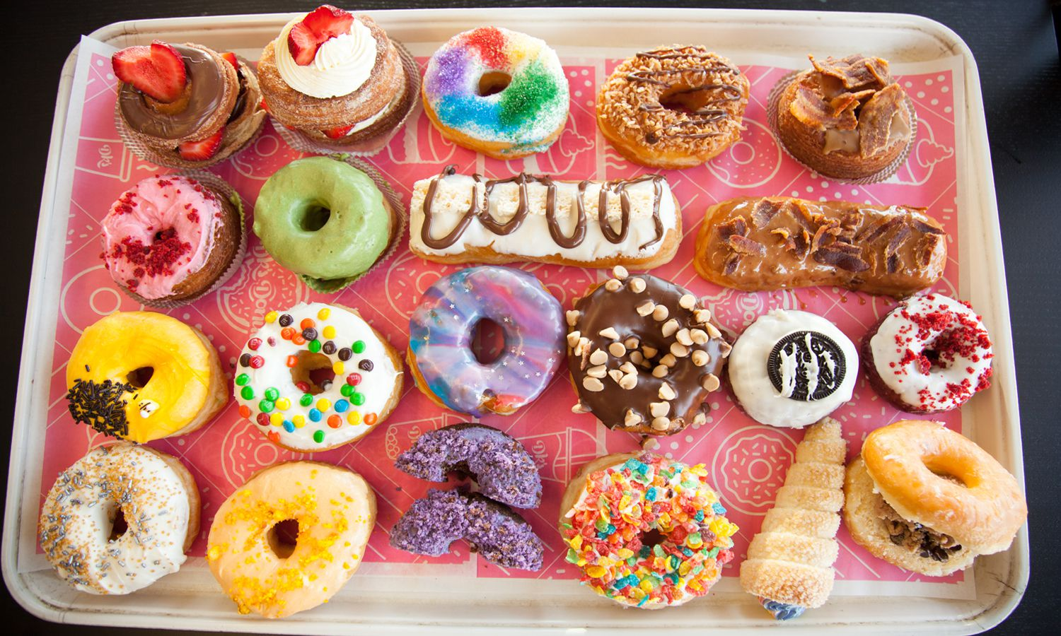 DK's Donuts
