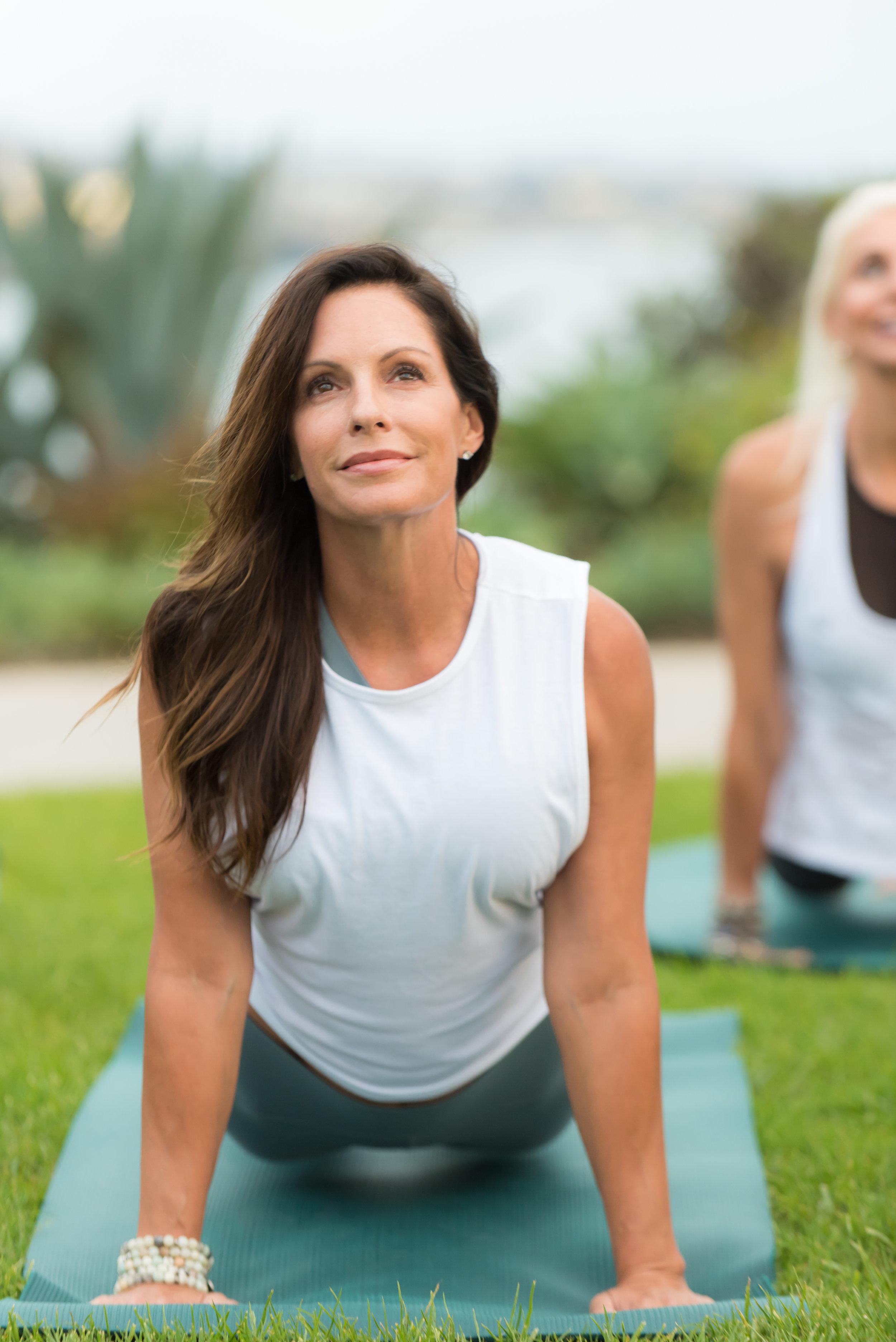 Melanie Reed Ritual Yoga