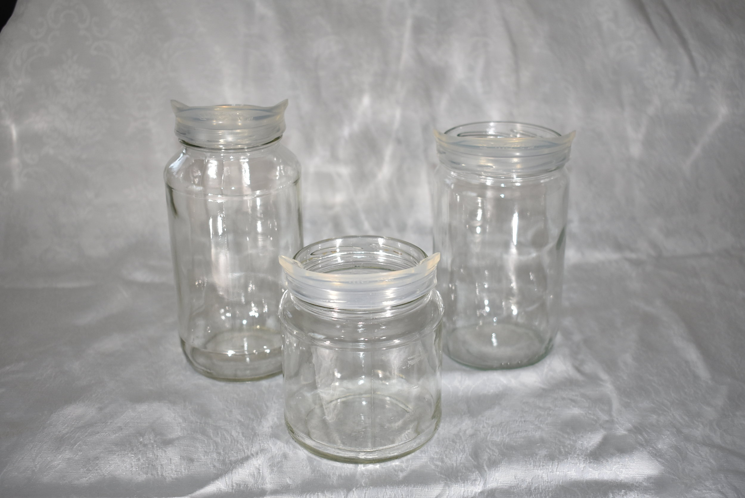 ZpillSafe for Glass Jar Solutions