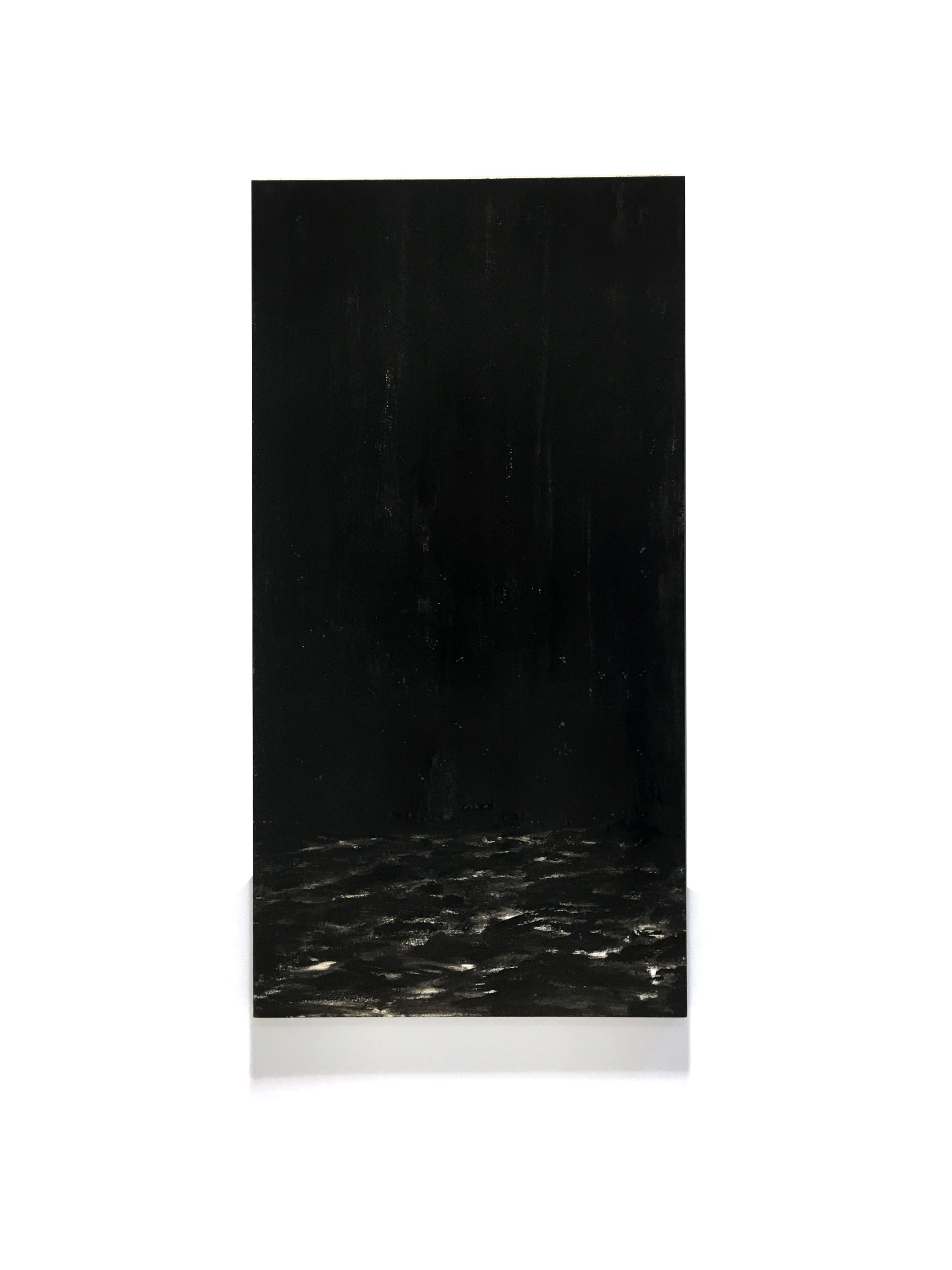 Wherever I Go, I See Black Water