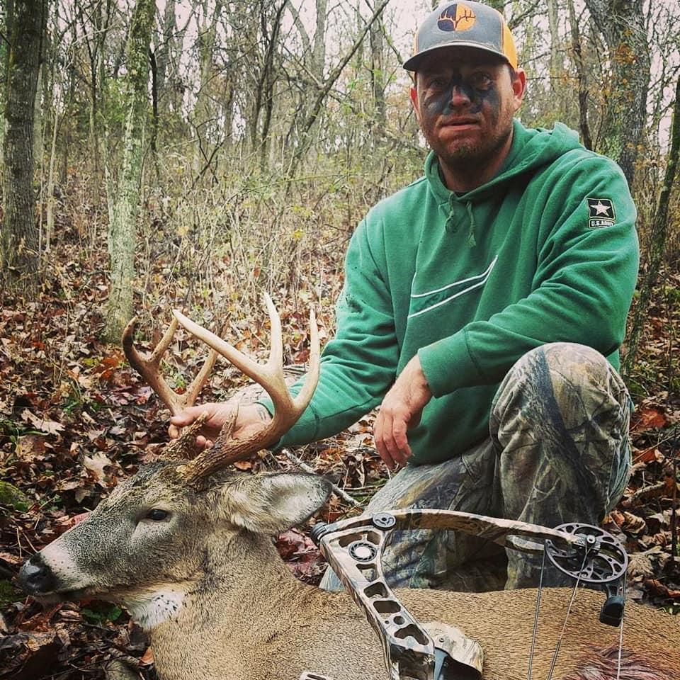 Field Staffer Peter Hrubes - November, 2017  Wisconsin, Bow