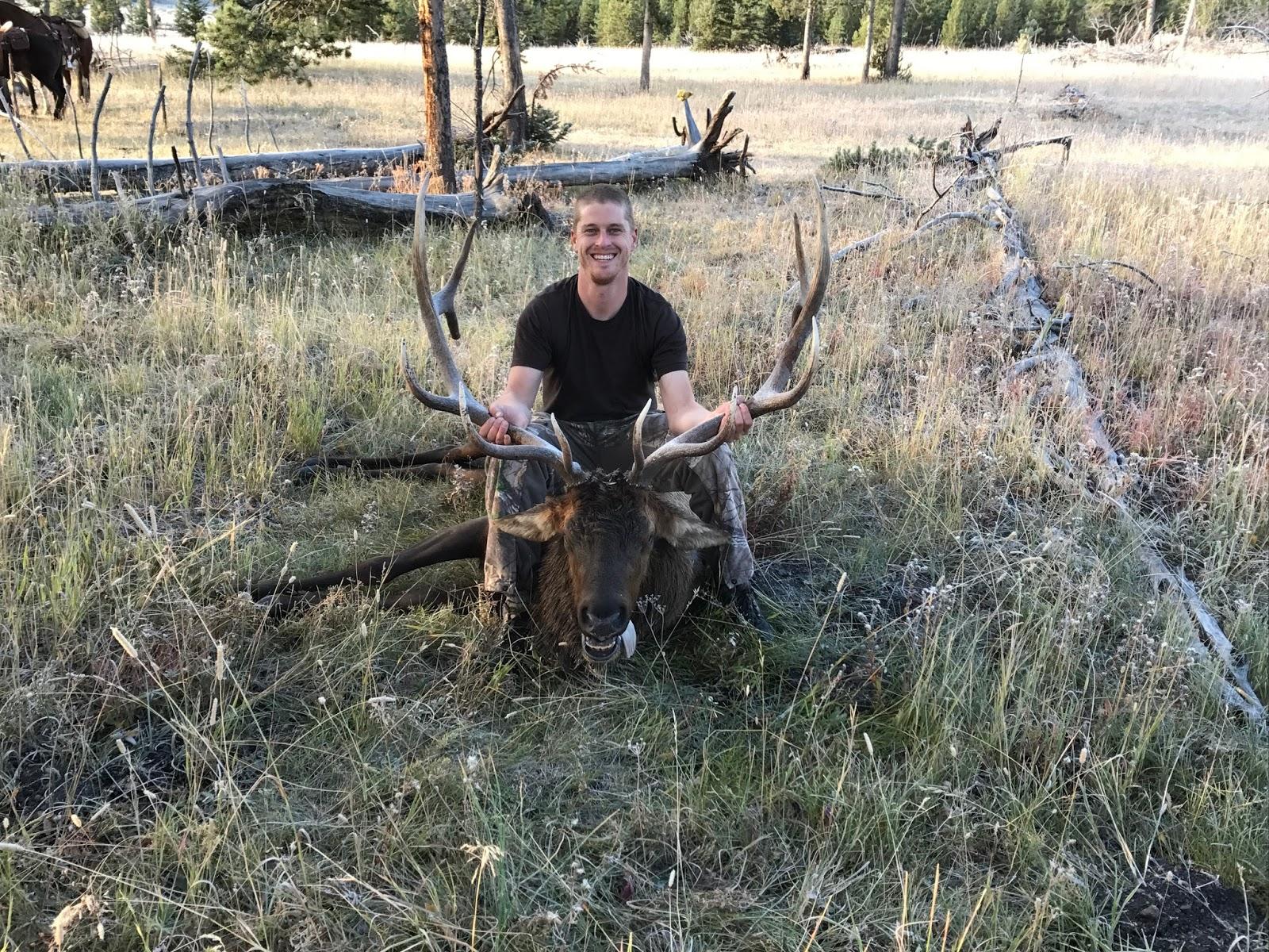 Field Staffer Drew Tvrdik - September, 2017  Montana, Rifle