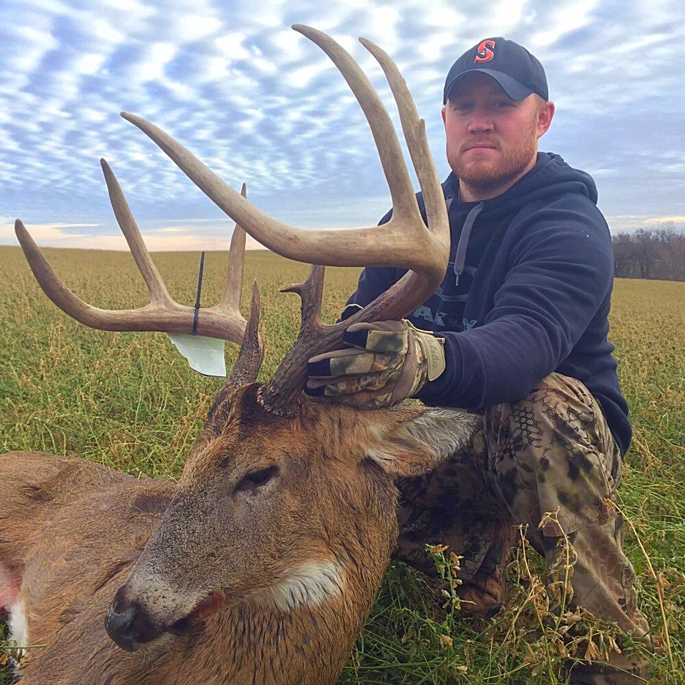 Field Staffer Dustin Batton - November, 2015  Wisconsin, Rifle