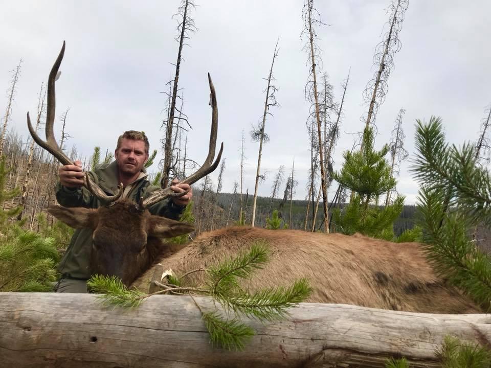 Pro Staffer Will Sandberg - October, 2018  Wyoming, Rifle