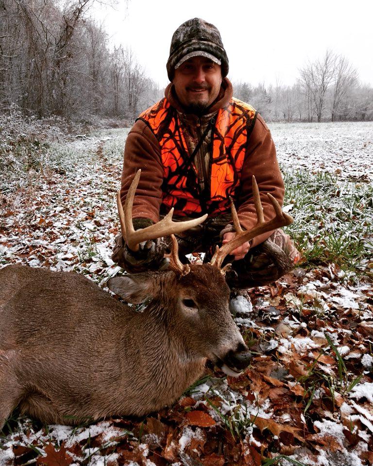 Field Staffer Todd Sellon - November, 2018  Michigan, Bow