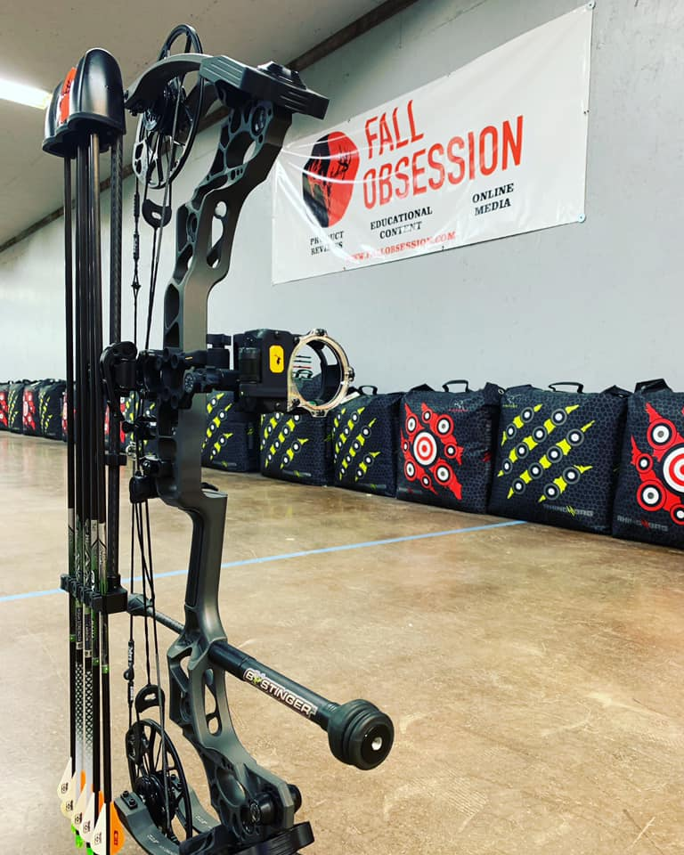 Thank you to our Partners at Cinnamon Creek Ranch for promoting Fall Obsession on their archery ranges!