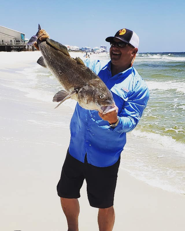 Gulf Shores was good to Admin Chester Barnes