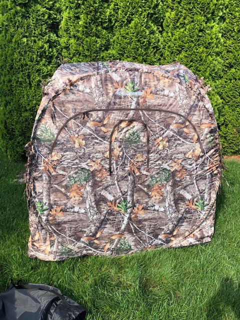 Ameristep Doghouse Ground Blind Review — Fall Obsession