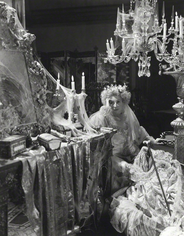 Curdled luxury - not a good look for Miss Havisham, and not a good look for you.