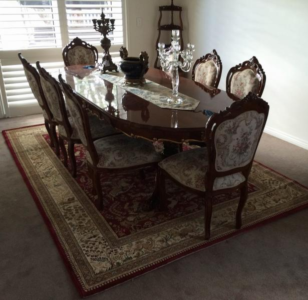 Traditional Provincial Reproduction Dining Tables Classiques En Furniture